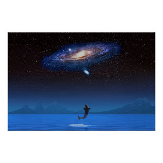 Alcance para las estrellas impresiones