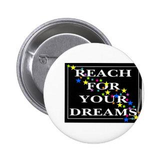 Alcance para sus sueños pin