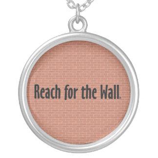 Alcance SUPERIOR para la pared Colgante Redondo