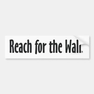 Alcance SUPERIOR para la pared Pegatina Para Auto