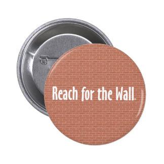 Alcance SUPERIOR para la pared Pin Redondo 5 Cm