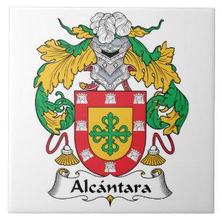 Alcantara Family Crest Ceramic Tile