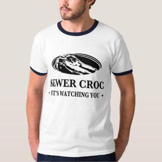 Alcantarilla Croc Remera