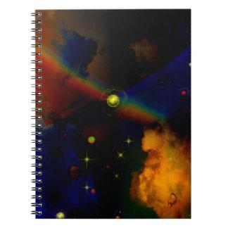 Alcanzar el cuaderno de Marte