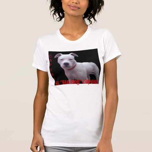 alcapone2, AL Camiseta