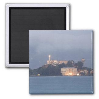 Alcatraz at Dawn Magnet