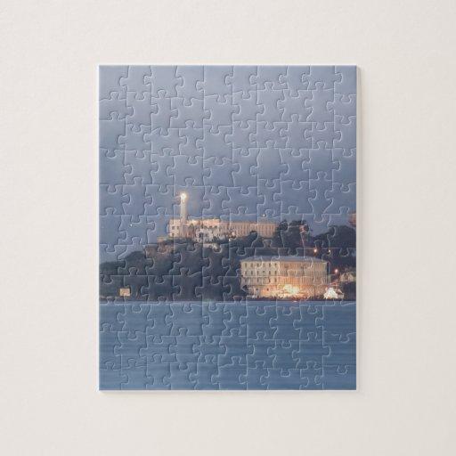 Alcatraz at Dawn Puzzle