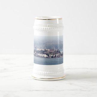 Alcatraz Beer Stein