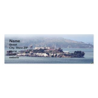 Alcatraz Business Card Template
