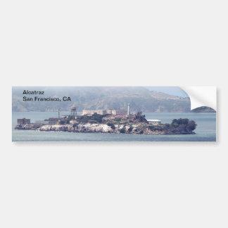 Alcatraz Pegatina De Parachoque