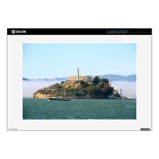 Alcatraz Calcomanías Para 38,1cm Portátiles