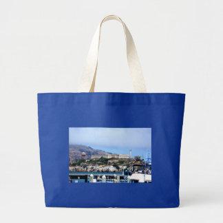 Alcatraz Canvas Bag
