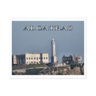 Alcatraz Canvas Print