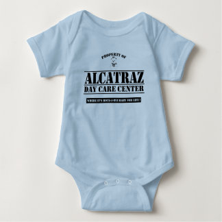ALCATRAZ DAYCARE-1 TSHIRT