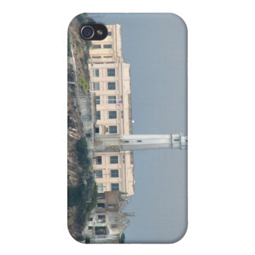 Alcatraz de Helaine iPhone 4 Coberturas
