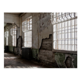 Alcatraz Decay Postcard