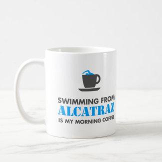 Alcatraz es mi taza del café el   de la mañana