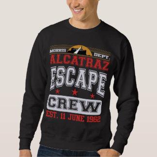 Alcatraz Escape Crew (Est. 11 June 1962) Sweatshirt