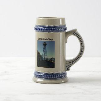 Alcatraz guard tower Mug
