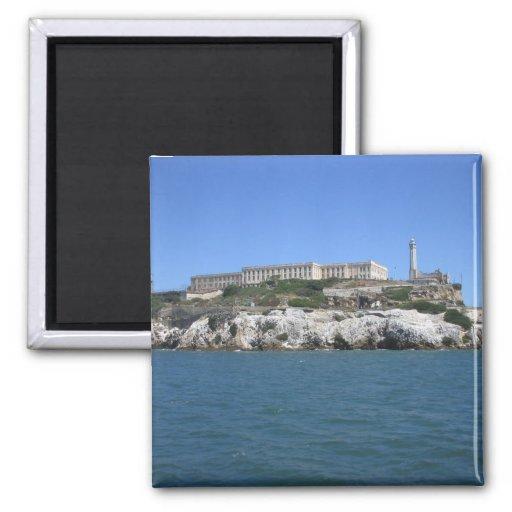 Alcatraz Imanes