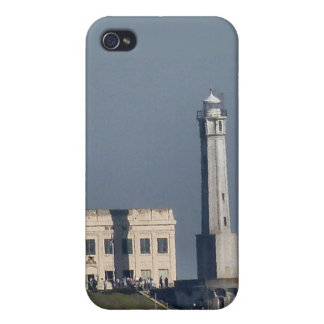 Alcatraz iPhone 4/4S Carcasa
