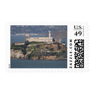 Alcatraz Island 2 Postage