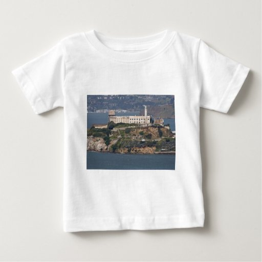 Alcatraz Island 2 T Shirt