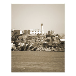 Alcatraz Island Flyer