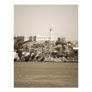 Alcatraz Island Full Color Flyer
