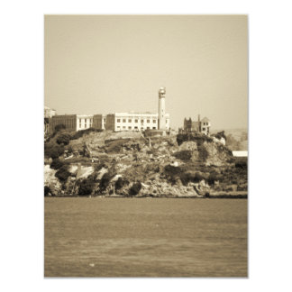 Alcatraz Island Announcement