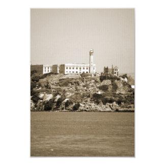 Alcatraz Island Custom Invitations