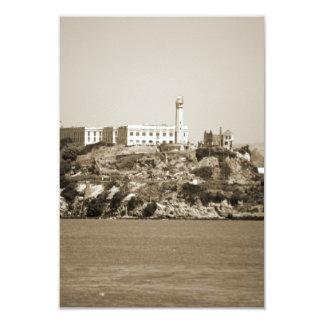 Alcatraz Island Custom Announcements