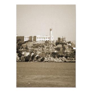 Alcatraz Island Personalized Invites