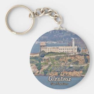 Alcatraz Island Keychain