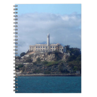 Alcatraz Island Notebook