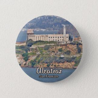 Alcatraz Island Pinback Button