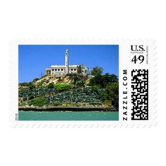 Alcatraz Island Postage