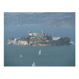 Alcatraz Island Postcards