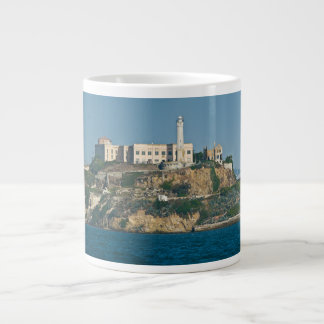 Alcatraz Island Prison San Francisco Bay Giant Coffee Mug