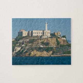 Alcatraz Island Prison San Francisco Bay Jigsaw Puzzle