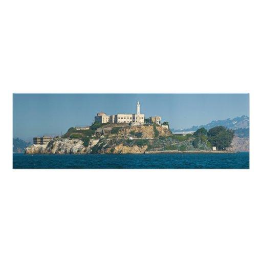 Alcatraz Island Prison San Francisco Bay Photographic Print