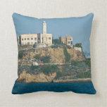 Alcatraz Island Prison San Francisco Bay Pillows