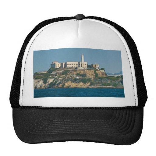 Alcatraz Island Prison San Francisco Bay Trucker Hat