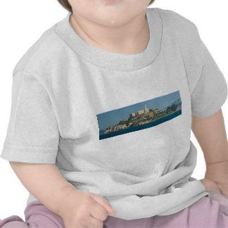 Alcatraz Island Prison San Francisco Bay T-shirts