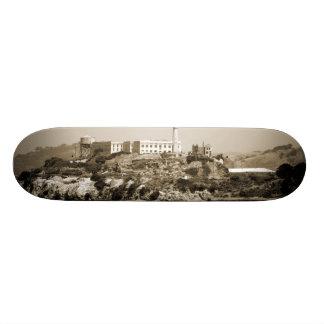 Alcatraz Island Skate Decks