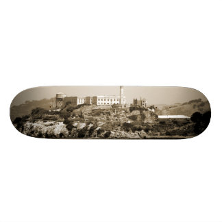 Alcatraz Island Skateboard