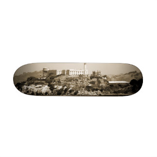 Alcatraz Island Skate Board Decks