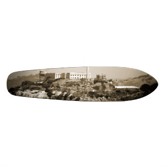 Alcatraz Island Skateboard Deck