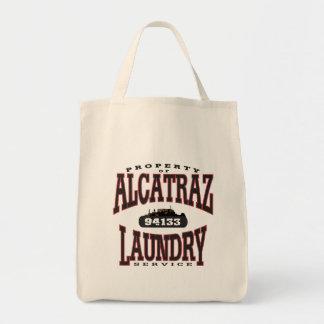 alcatraz laundry tote bag