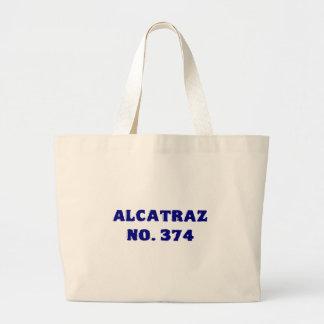 Alcatraz No. 374 Tote Bag